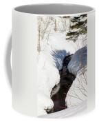Stream In The Shadows Coffee Mug