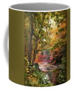 Stream Of Consiousness Coffee Mug