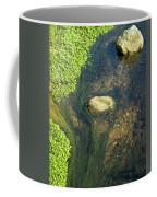 Stream Of Weeds II Coffee Mug
