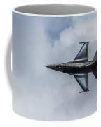 Streaming Past The Clouds Coffee Mug