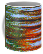 Streaming Rays Of Love Coffee Mug