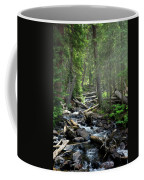 Streaming Through The Trees Coffee Mug