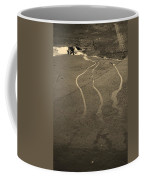 Streams In The Lot Coffee Mug