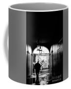 Street Ally New Orleans Black  Coffee Mug