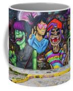 Street Art Graffiti Coffee Mug