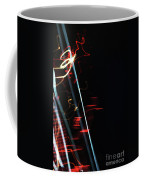 Street Busy Abstract  2 Coffee Mug