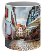 Street Cafe After The Rain Coffee Mug by Dmytro Korol
