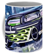 Street Cruiser - American Way Of Drive 4 By Jean-louis Glineur Coffee Mug