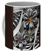 Street Flowers Coffee Mug