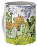 Street In Auvers Sur Oise Coffee Mug