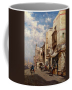 Street In Cairo Coffee Mug
