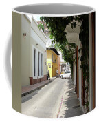 Street In Colombia Coffee Mug