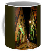 Street In Ponta Delgada Coffee Mug