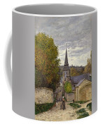 Street In Sainte Adresse Coffee Mug