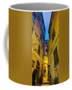 Street In Vernazza Coffee Mug