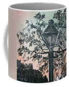 Street Lamp Historic Vintage Art Print Coffee Mug