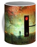Street Lights And Cold Nights  Coffee Mug