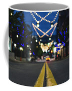 Street Lights Coffee Mug