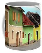 Street Of Wine Cellar Houses  Coffee Mug