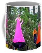 Street Performers 4 Coffee Mug