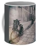Street Photo Bicycle Coffee Mug