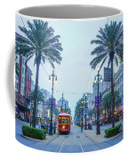 Street Scene, New Orleans Coffee Mug