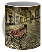 Street Seat Coffee Mug