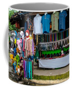 Street Shops At Ataco Coffee Mug