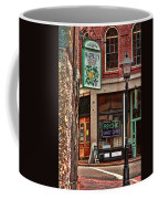 Street Signs Portland Maine Coffee Mug