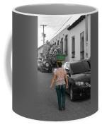 Street Vendor  Coffee Mug