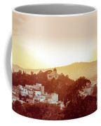 Street View Of Old Buildings In Athens, Greece Coffee Mug