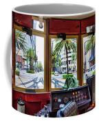 Streetcar Interior New Orleans  Coffee Mug