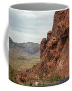 Streets Of Fire Coffee Mug