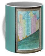 Streets Of Gold Coffee Mug