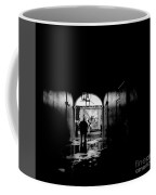 Streets Of New Orleans Black  Coffee Mug