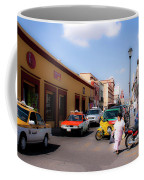 Streets Of Oaxaca Mexico 1 Coffee Mug