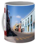 Streets Of Oaxaca Mexico 4 Coffee Mug