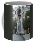 Streets Of Old San Juan Coffee Mug