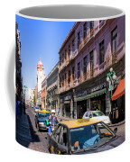 Streets Of Puebla 3 Coffee Mug