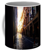 Streets Of Rome 2 Coffee Mug