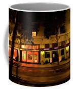 Streets Of San Jose, Ca Midnight Coffee Mug