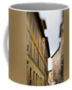 Streets Of Siena Coffee Mug