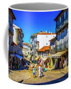 Streets Of Valenca Coffee Mug