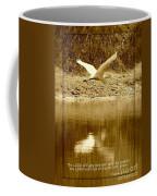 Strength And Peace Coffee Mug
