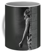 Strength B-w Coffee Mug