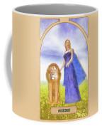Strength Coffee Mug by John Edwards