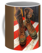 Strength Through Grace Coffee Mug