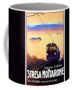 Stresa - Mottarone, Cable Car, Italy Coffee Mug