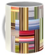 Stretch Of Colors Coffee Mug
