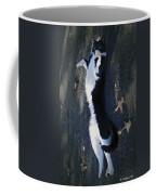 Stretchy Cat Coffee Mug